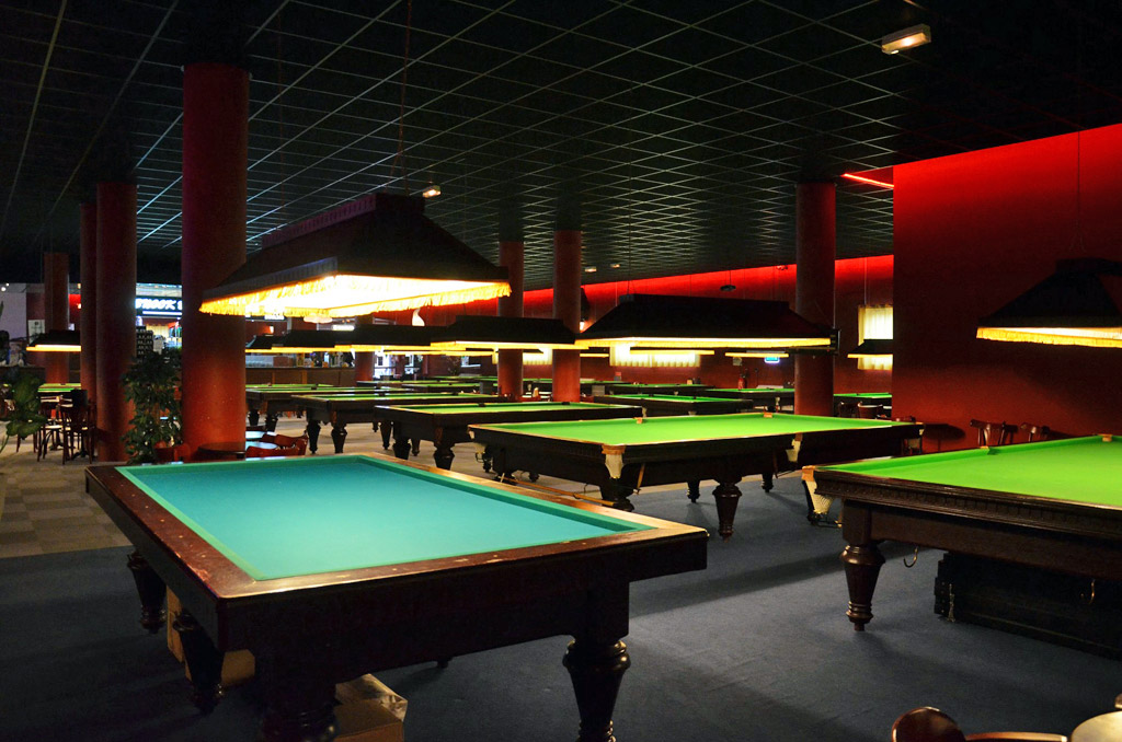 Snook Bowl Palace - Bowling Alley & Pool in Périgueux