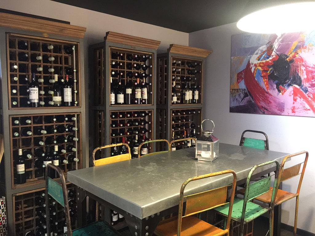 la cour des vins - Cours De Cuisine Perigueux
