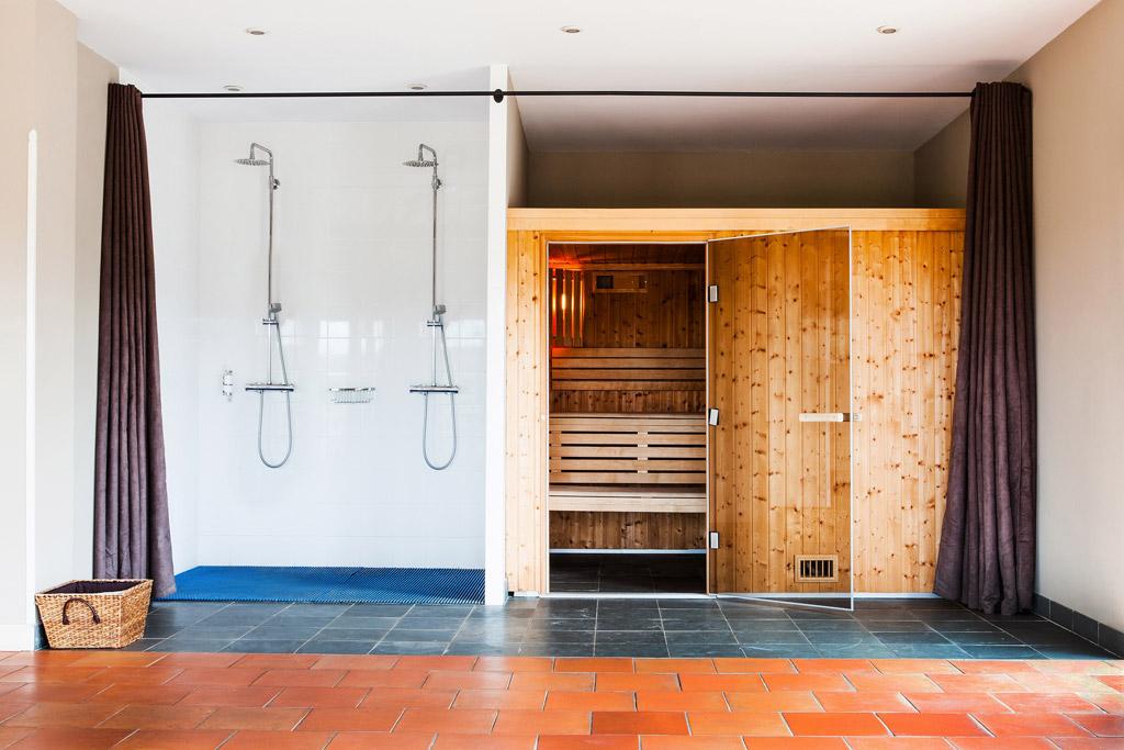 Espace d tente du ch teau des vigiers baln o spa for Espace sauna hammam