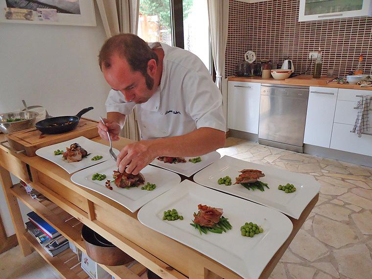 La cantine by fabrice le chef cours de cuisine daglan - La cuisine de fabrice ...