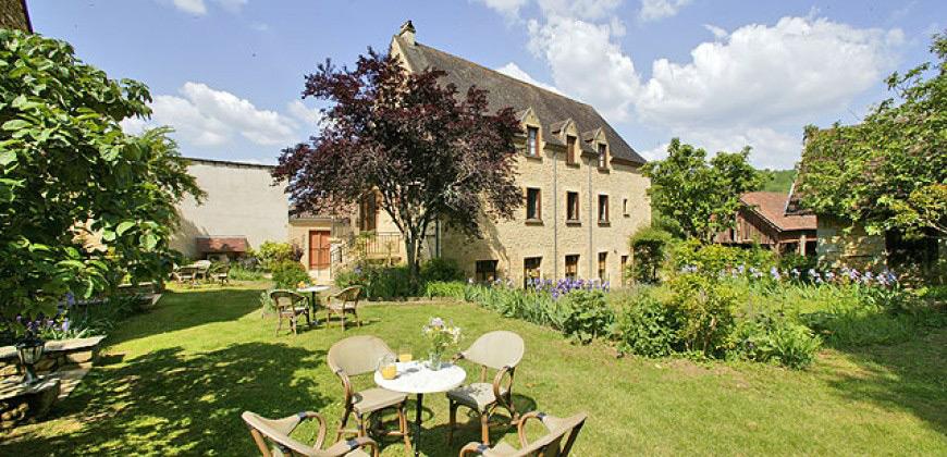 Hotel Restaurant Delpeyrat Carsac Aillac