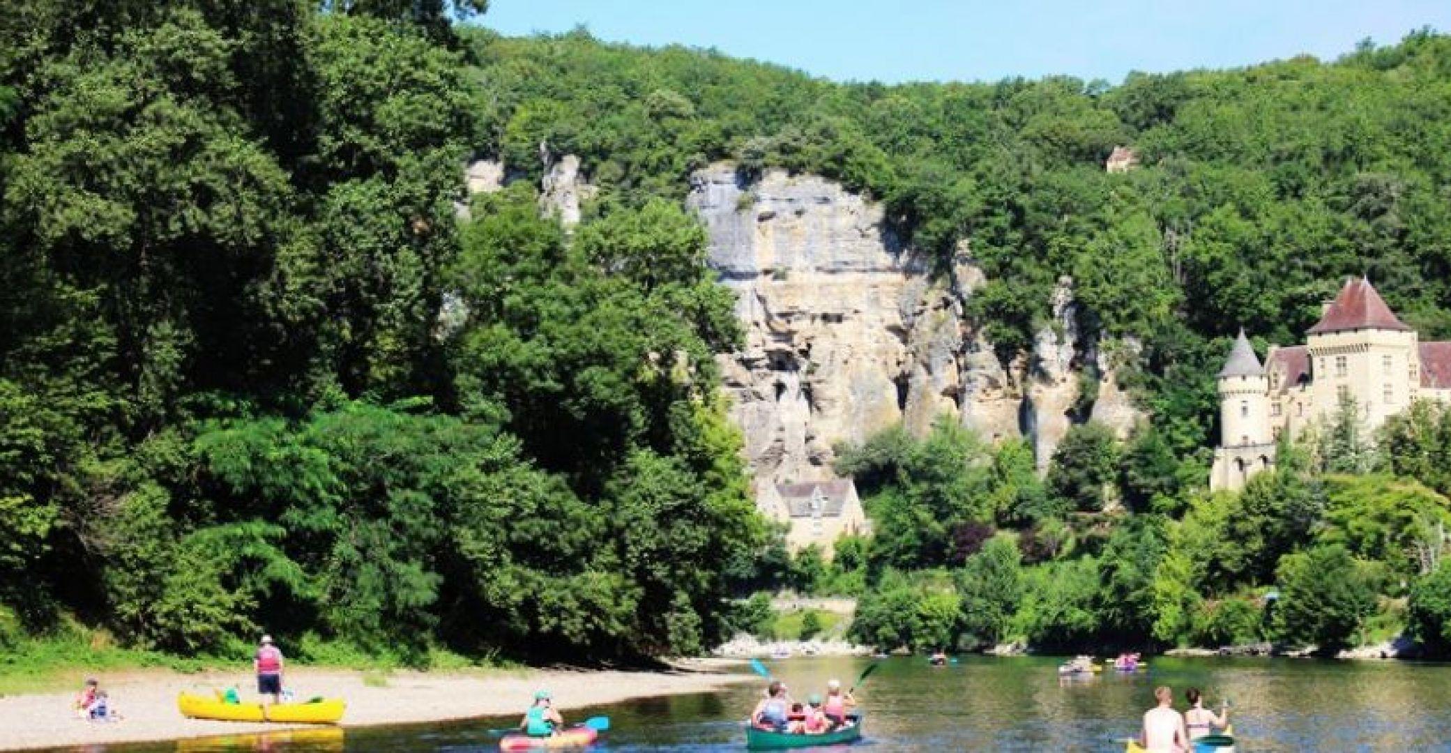 Faire Du Canoe Kayak En Perigord Guide Du Perigord
