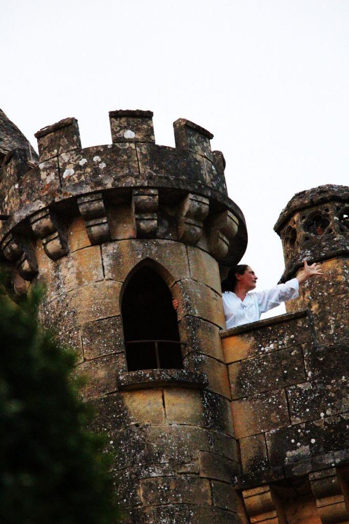 La nocturne au château de Puymartin