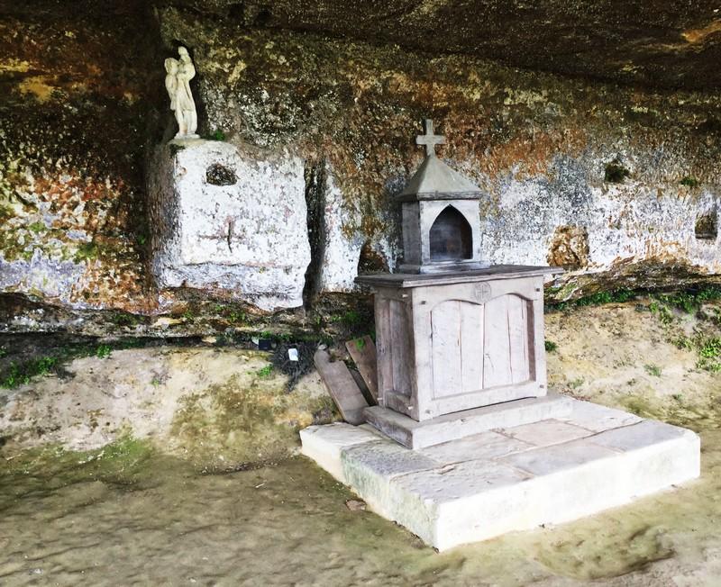 La Roque Saint-Christophe