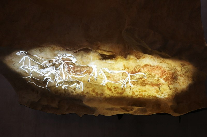 Le Centre International de lArt Pariétal : Lascaux IV