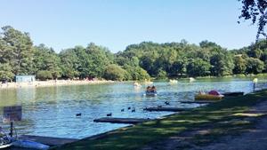 Lac de Neufont