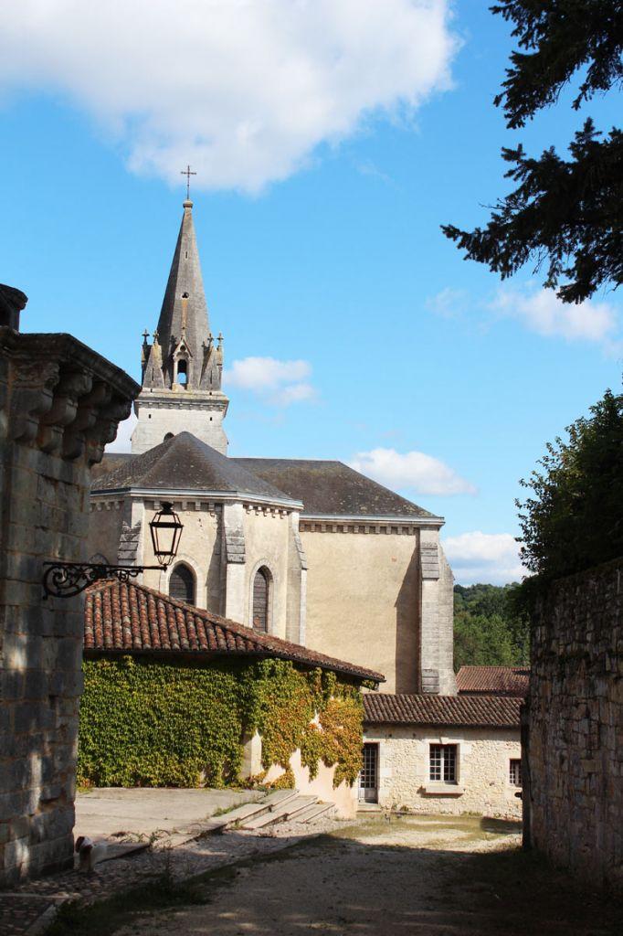 Château de Château-L'Evêque