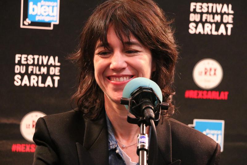 Festival du Film de Sarlat - Charlotte Gainsbourg