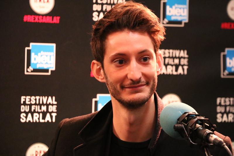 Festival du Film de Sarlat - Pierre Niney