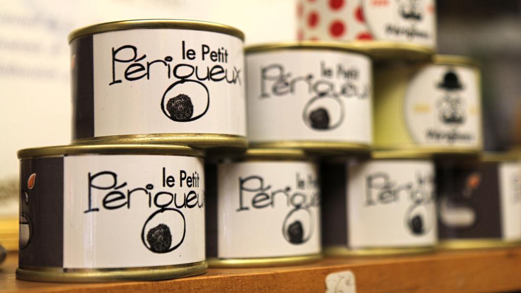 Boîtes de Petits Pâtés de Périgueux