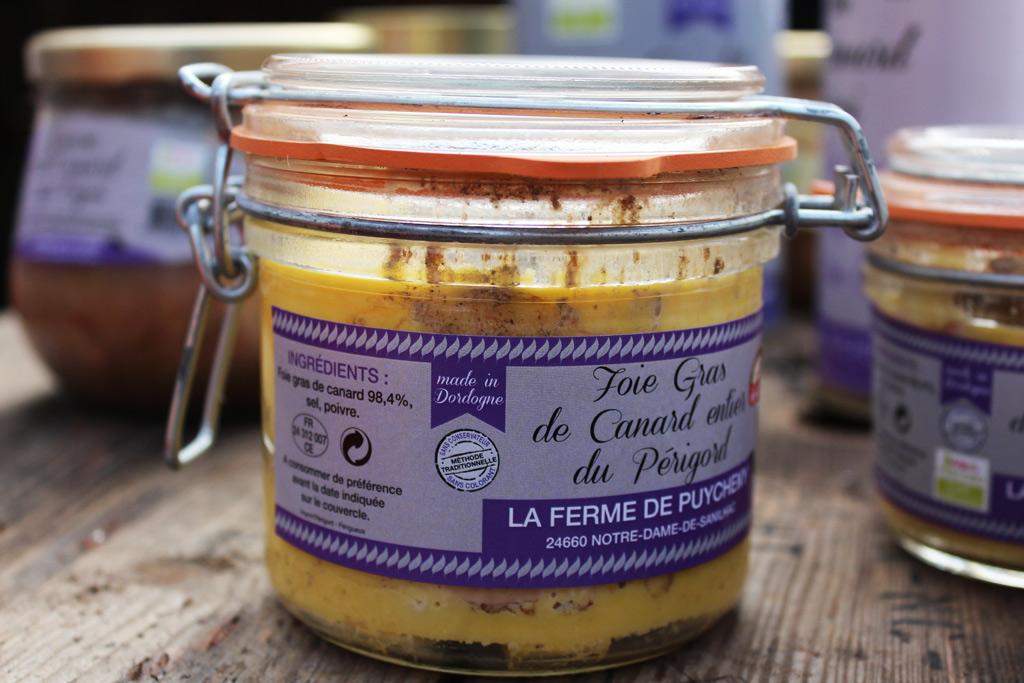 Foie Gras - La Ferme du Puycheny