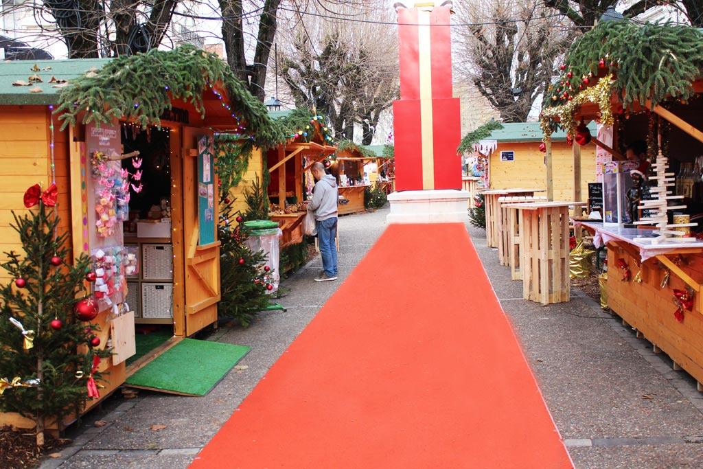 Marché de Noël de Périgueux