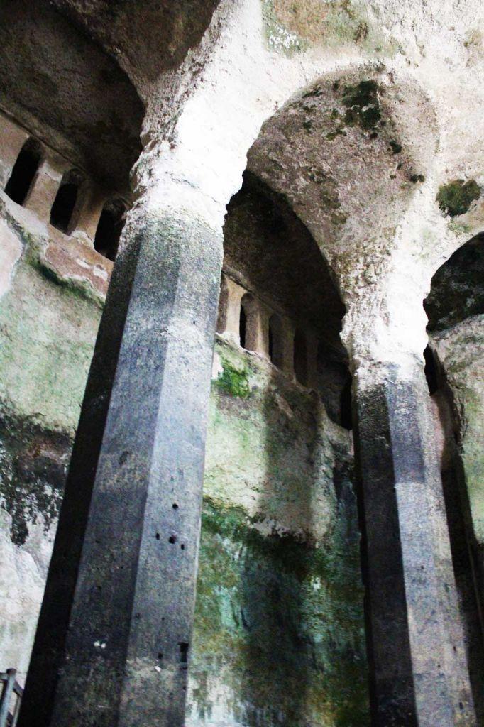 L'église monolithe d'Aubeterre-sur-Dronne