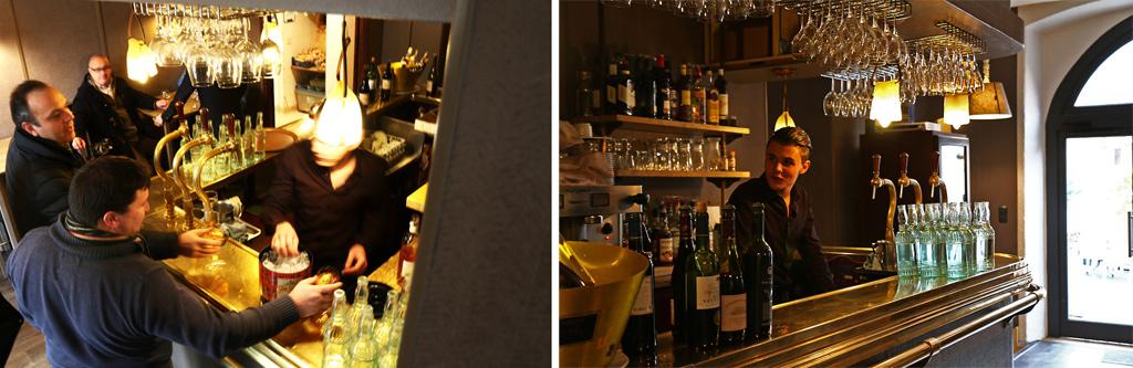 Un bar très agréable
