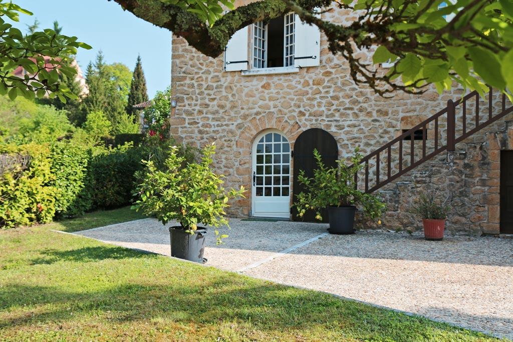 Maisons en pierre traditionnelles