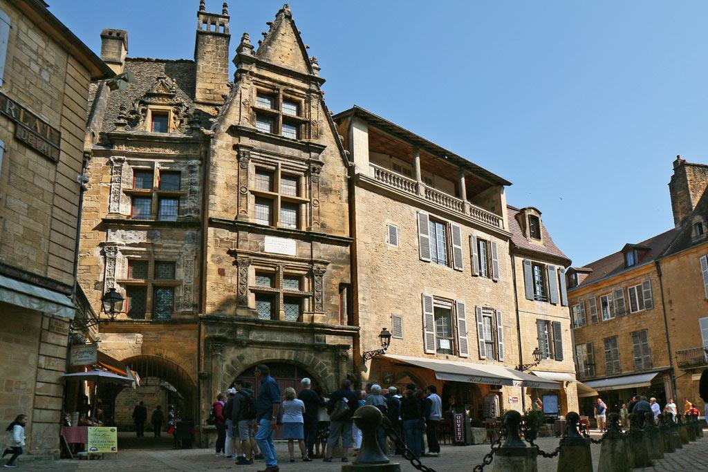 Les belles bâtisses médiévales