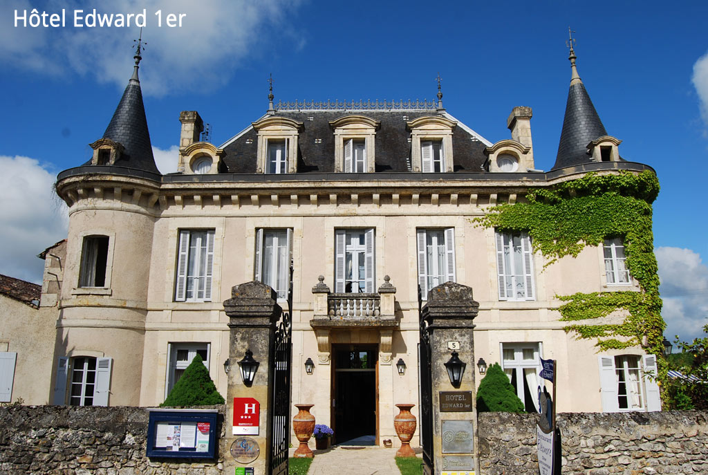 Hôtel Edward 1er