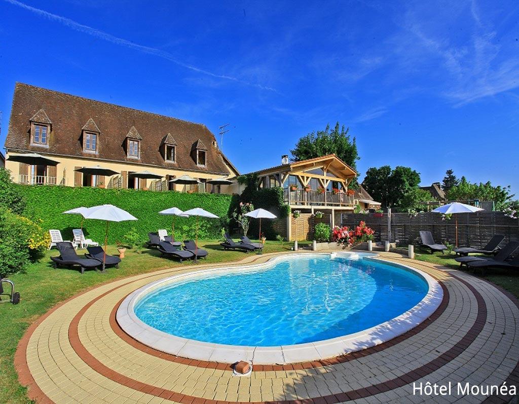 Hotel Mounéa