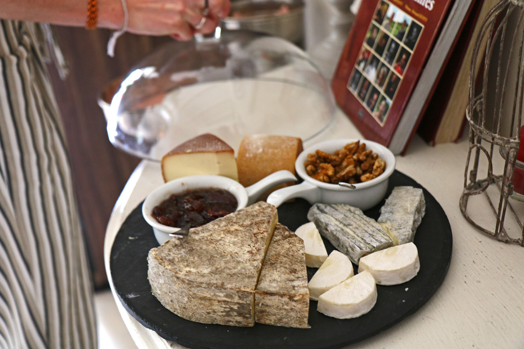 Un peu de fromage avant ?