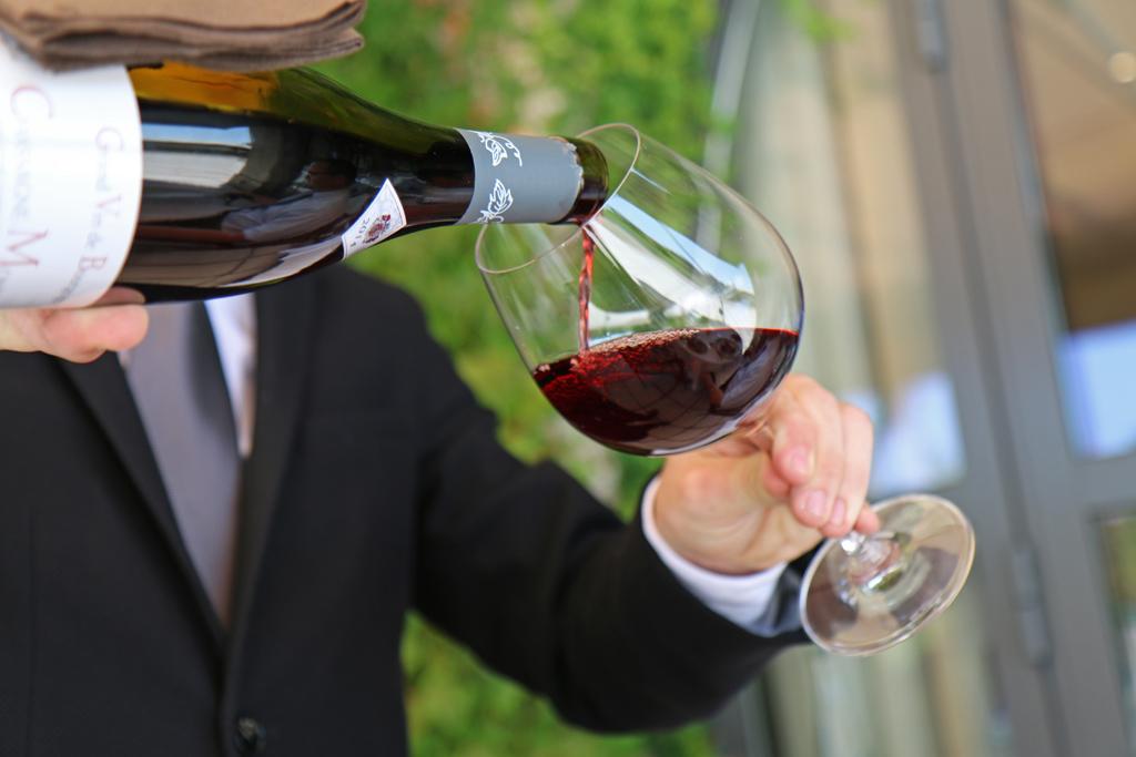 Un vin bien conseillé pour chaque circonstance