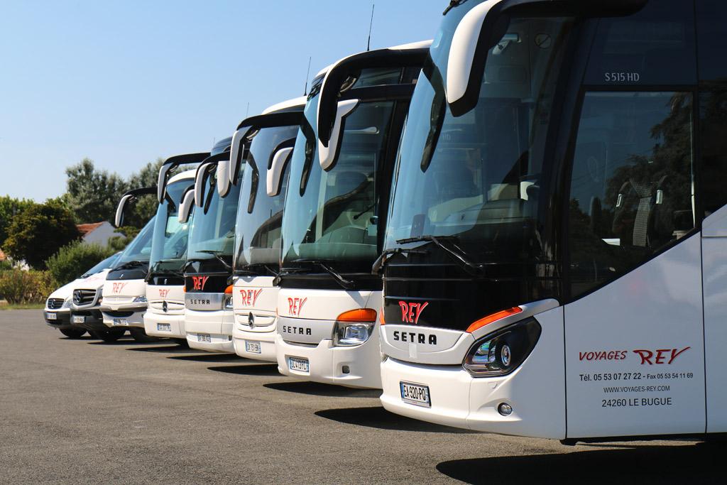 Des bus pour toutes les envies