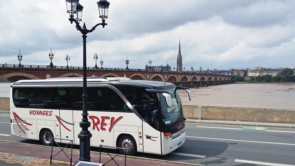Mais aussi à Bordeaux en Gironde
