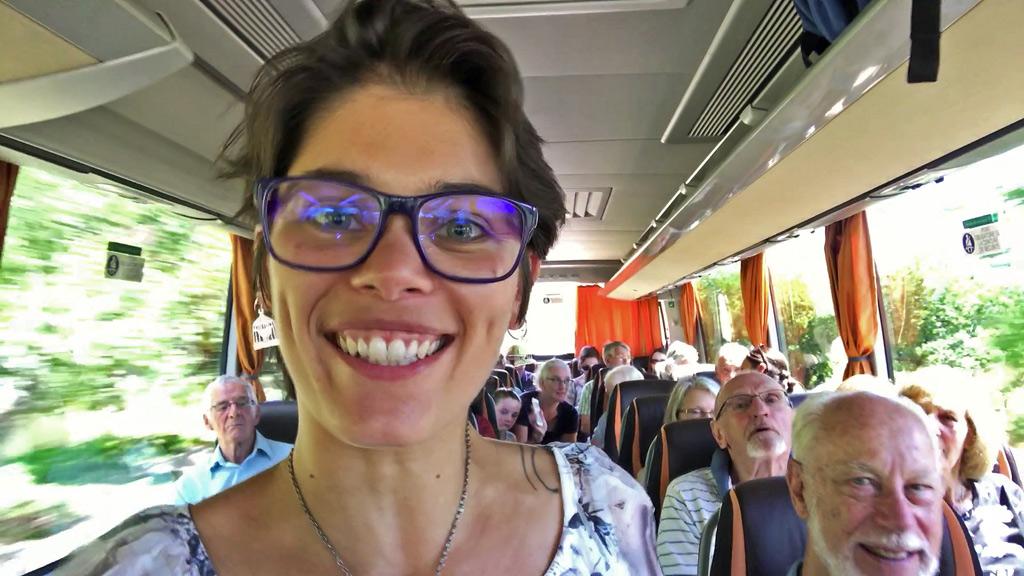 Tout le monde est bien dans le bus !