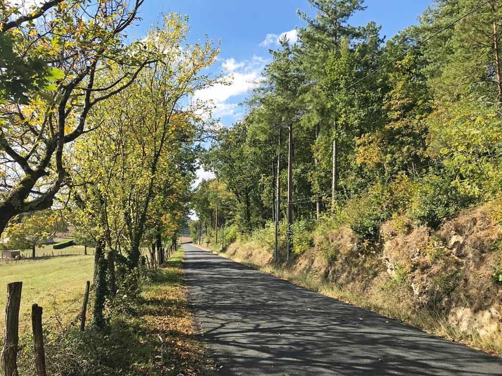 Les petites routes de la Route de la Noix