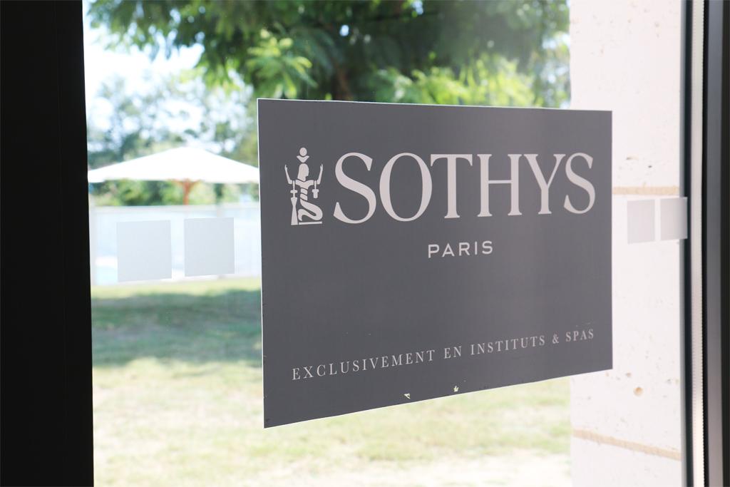 Un spa avec une marque française de grande qualité