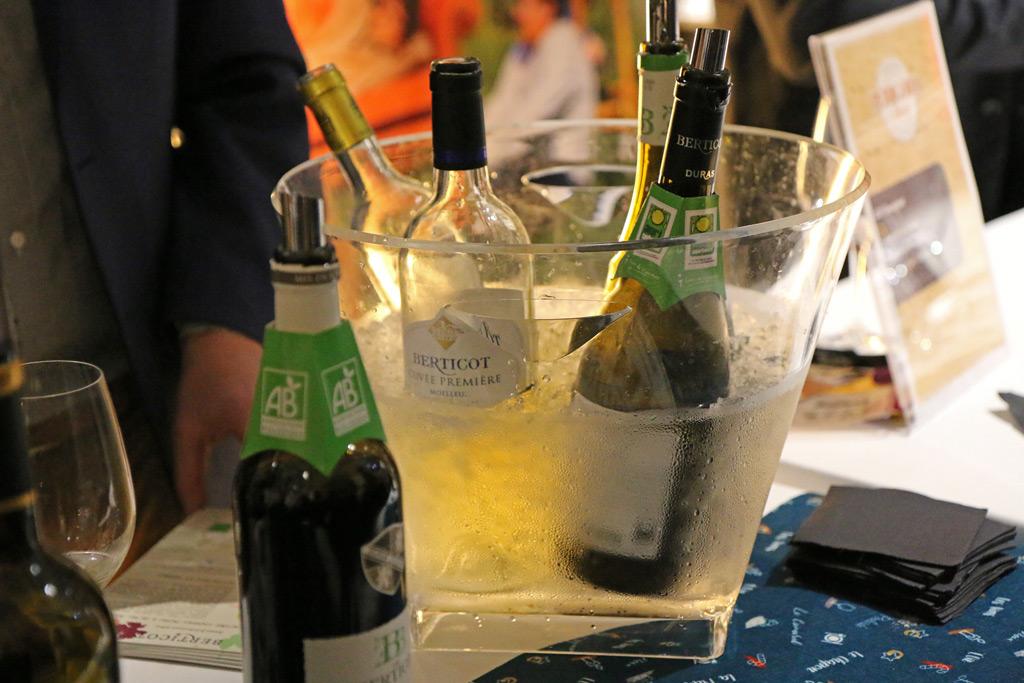 Vous voulez du bio ? Nous en avons aussi dans nos vins de Bergerac et Duras !