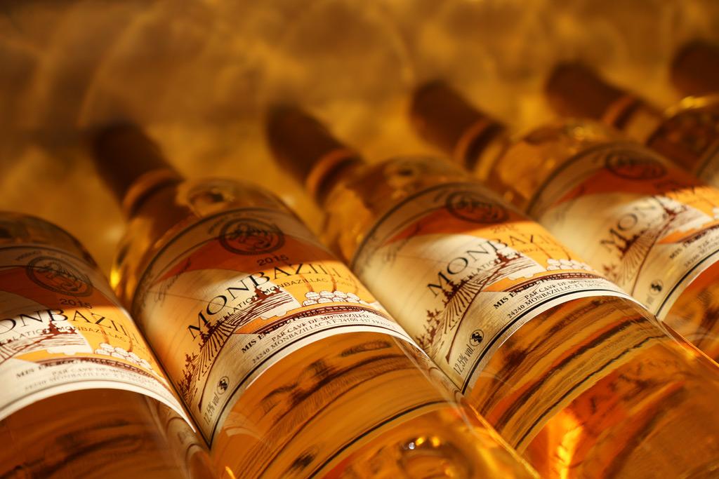Les belles bouteilles …