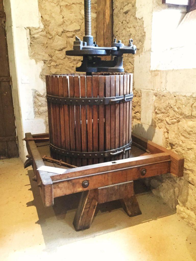 Chai de Lardimalie