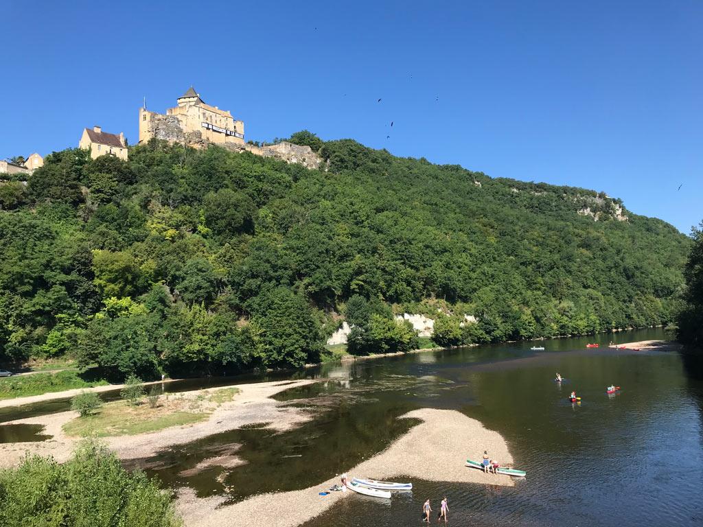 La Vallée de la Dordogne et ses sites exceptionnels à moins d'une heure de route