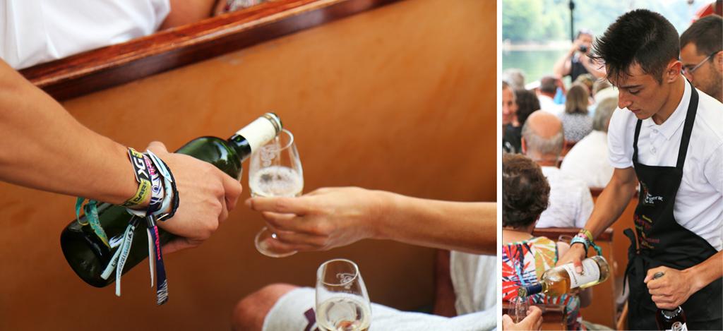 Les Gabarres de Bergerac Dégustation de vins