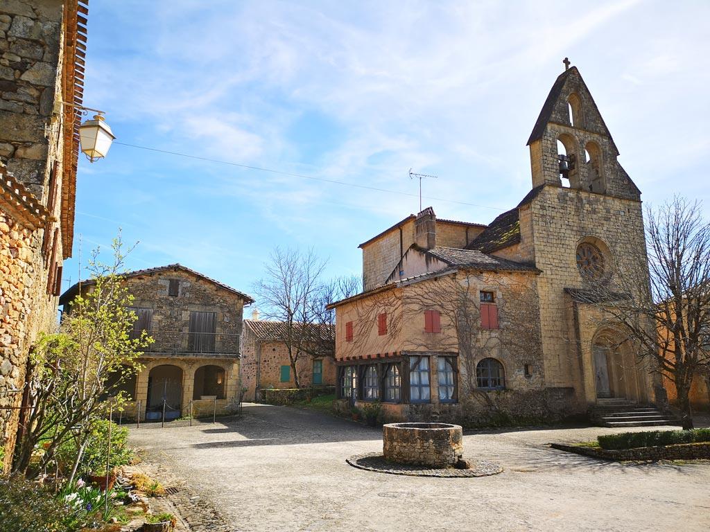 Eglise de Biron