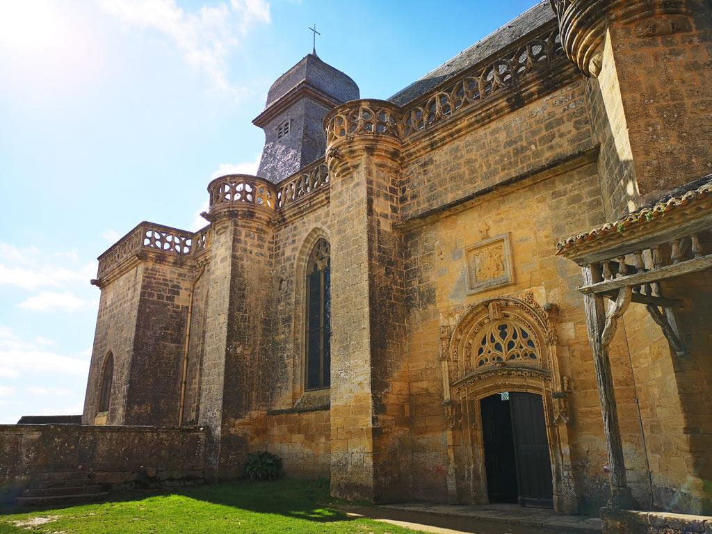 Chapelle de Biron