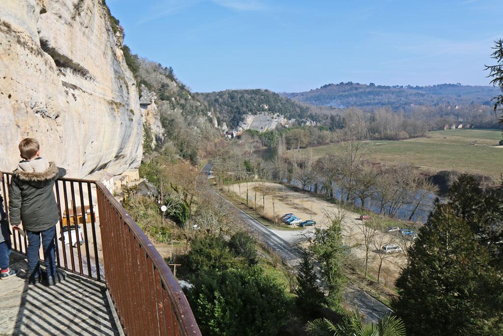Panorama grand roc