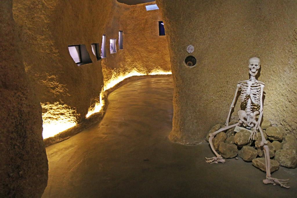 musée gouffre de proumeyssac
