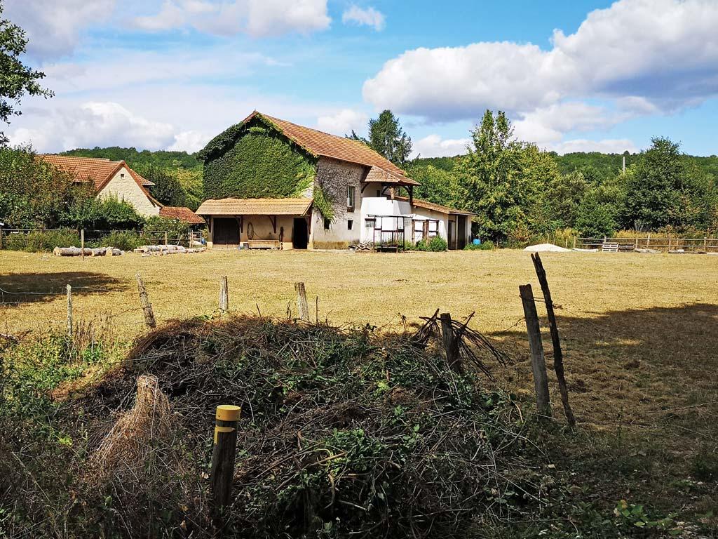 Maison traditionnelles fermes périogrd