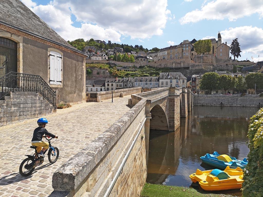 Traversée du Pont Vieux