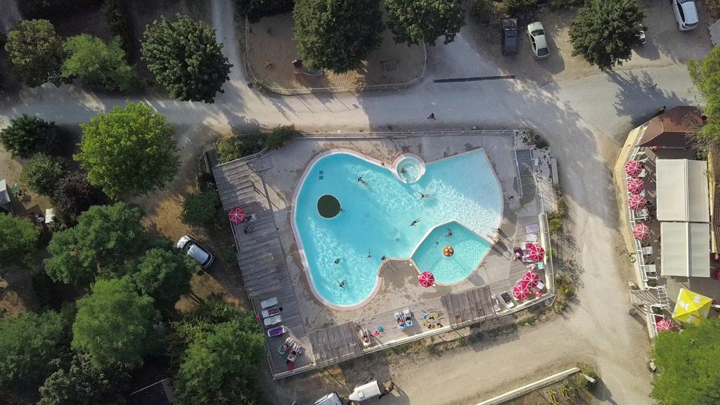 piscine camping de la grande prade