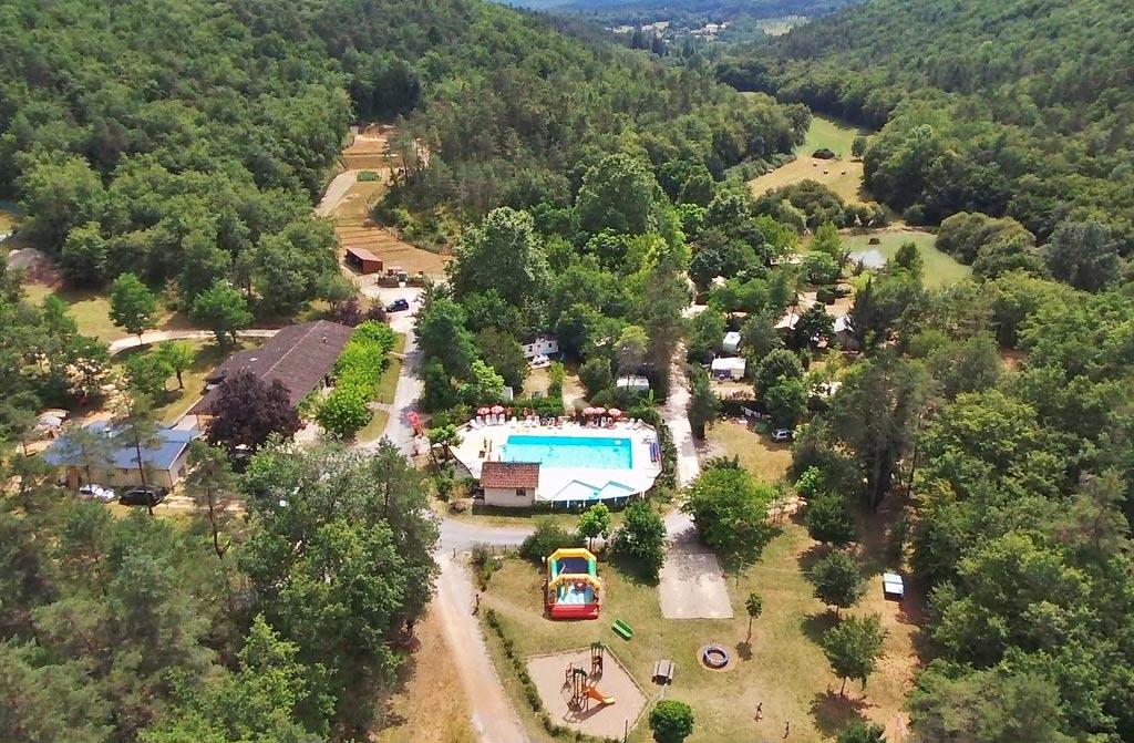 Camping La Castillonderie Thonac