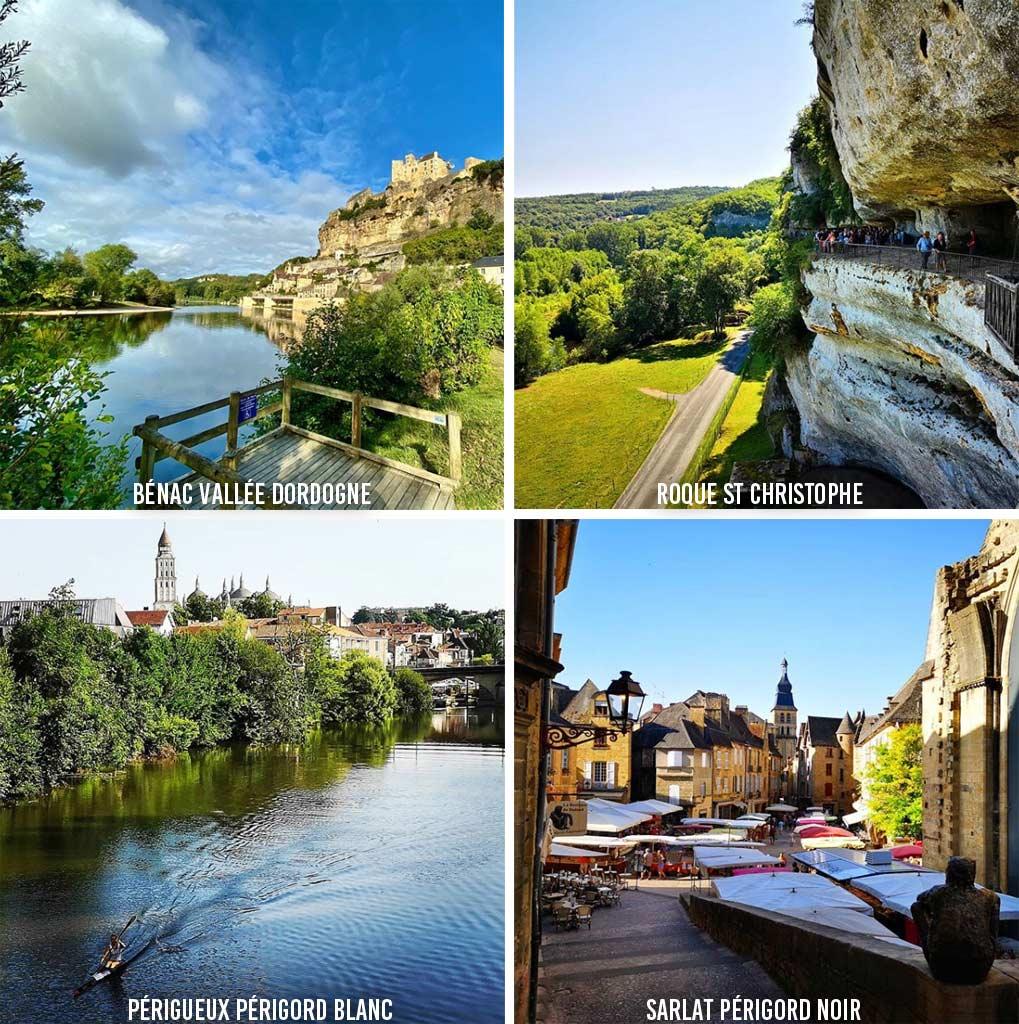 perigord tourist attractions
