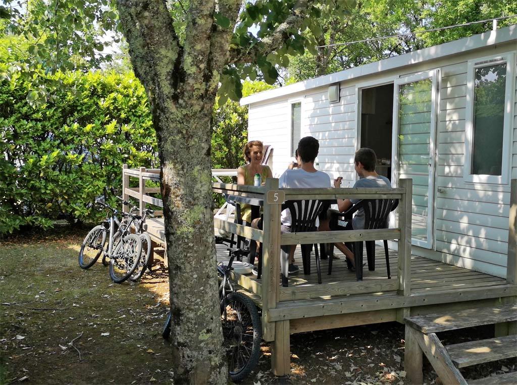 Mobile Home Camping La Nouvelle Croze Rouffignac