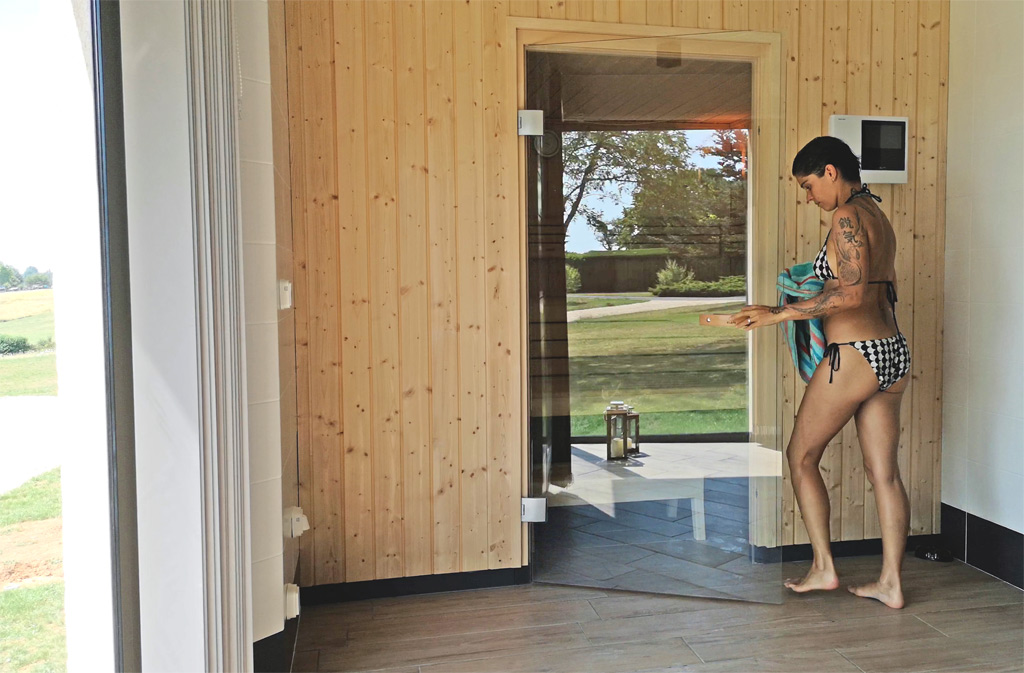 La Nouvelle Croze Sauna, Camping in Rouffignac Périgord Noir