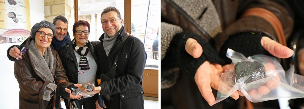 Acheter des truffes du Périgord