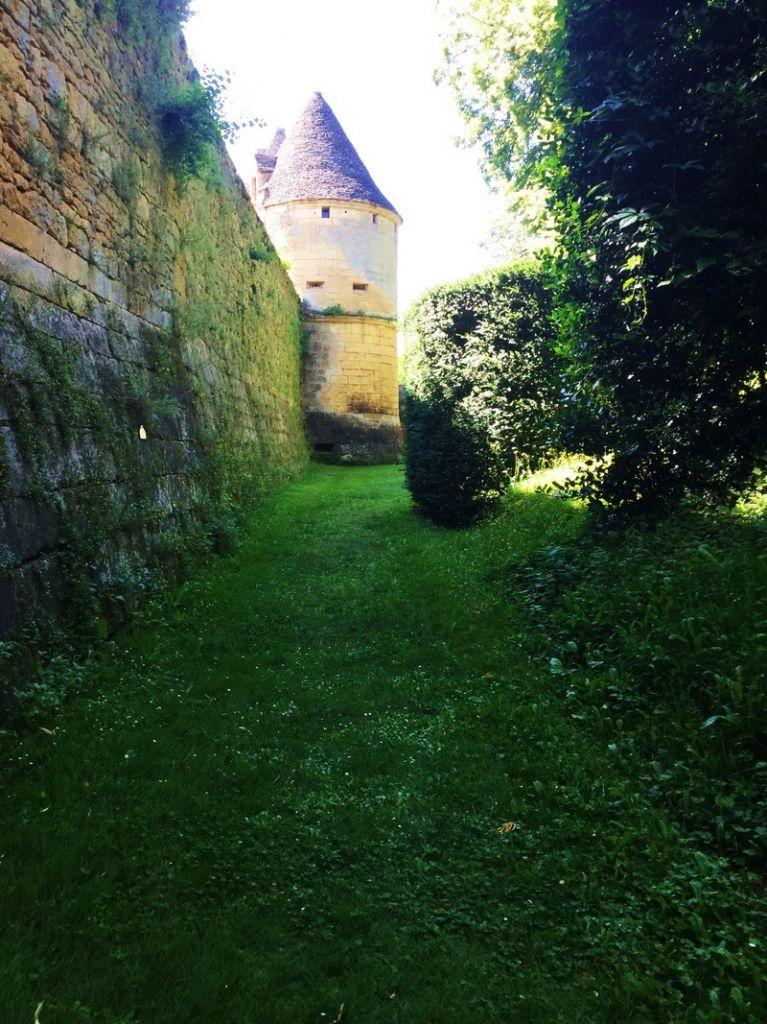 Le château de Losse et ses jardins