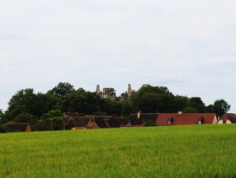 Le château de lHerm