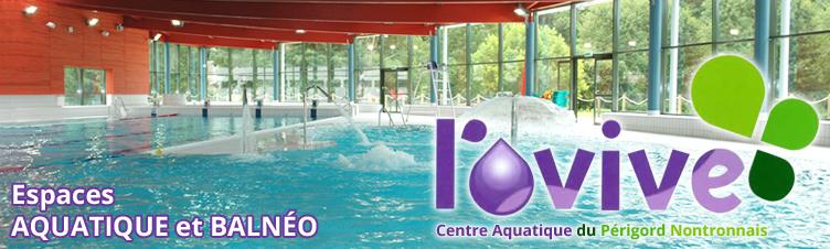 Piscines centres aquatiques guide du p rigord for Aquacap perigueux piscine