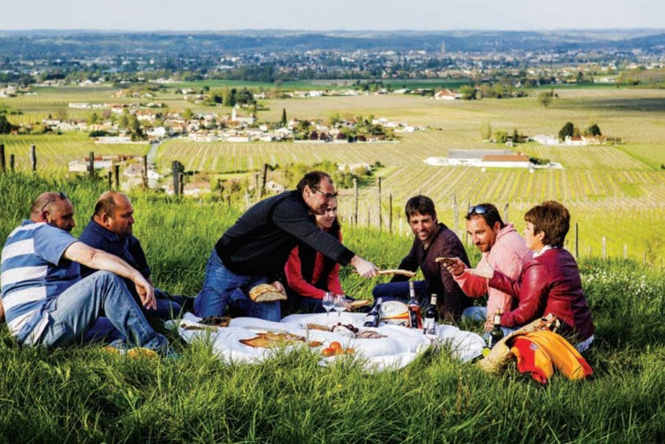Des vins qui se partagent
